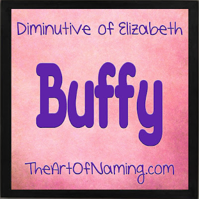 The Art of Naming - diminutive of Elizabeth - Hebrew names- unusual weird odd unique names