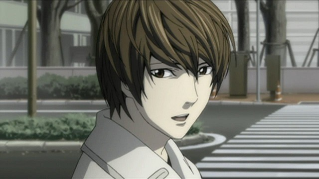 anti pendekar dalam anime death note