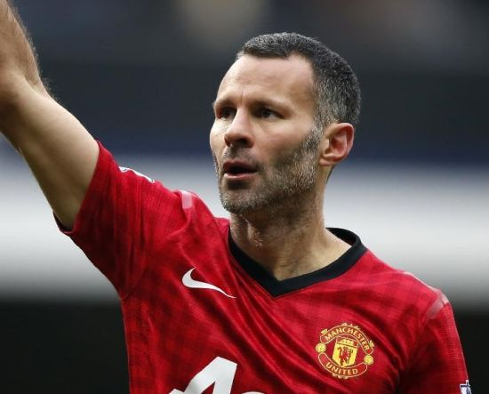 Ryan Giggs 2013 Pictures | Sports Club BlogRyan Giggs 2013 2014