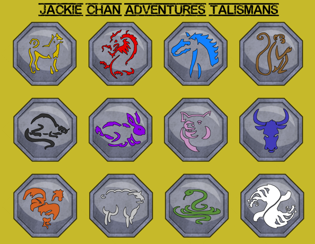 For Zean: Jackie Chan Adventures