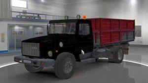 GAZ 3307-3308