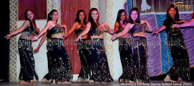 Ritambhara Sahni's Belly Dance Institute Mumbai