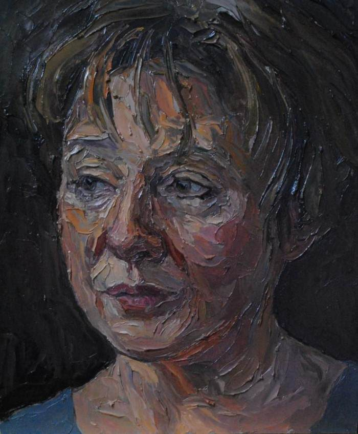 Истинный смысл портрета. Andrea Ortuno