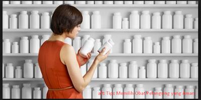 Tips Memilih Obat Pelangsing yang Aman