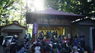 Horyo Kagura Festival 法霊神楽祭