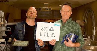 Cook with Bryan Cranston & Aaron Paul in the Breaking Bad RV   10 Jahre Breaking Bad wird mit einer tollen Aktion gefeiert