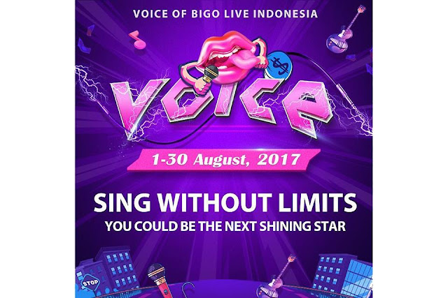 The Voice of BIGO LIVE Indonesia Season 2