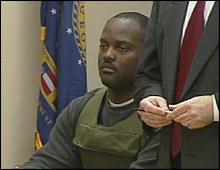 Tommy Ray Brent Marsh membiarkan mayat bergelimpangan dengan tidak jelas