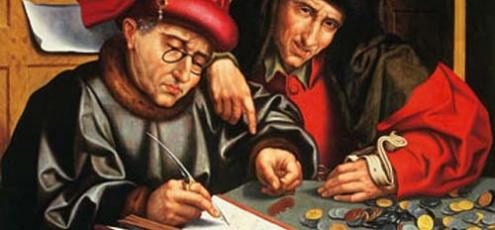 Prestamistas y Edad Media