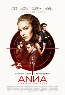 Anna - O Perigo Tem Nome - Dublado