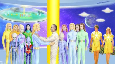 Az univerzum szövetségei: A Galaktikus Föderáció és az Orion-csoport