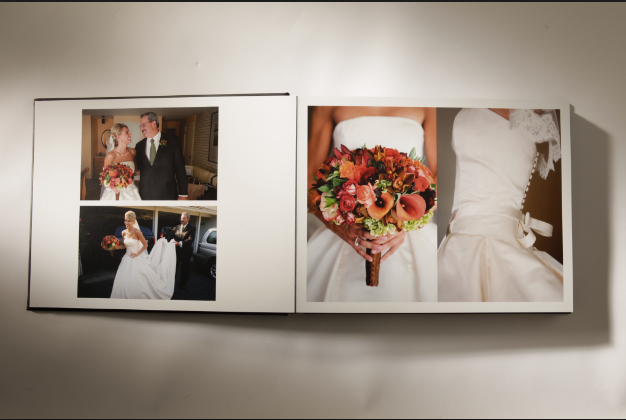 Wedding Photo Book Thick Pages