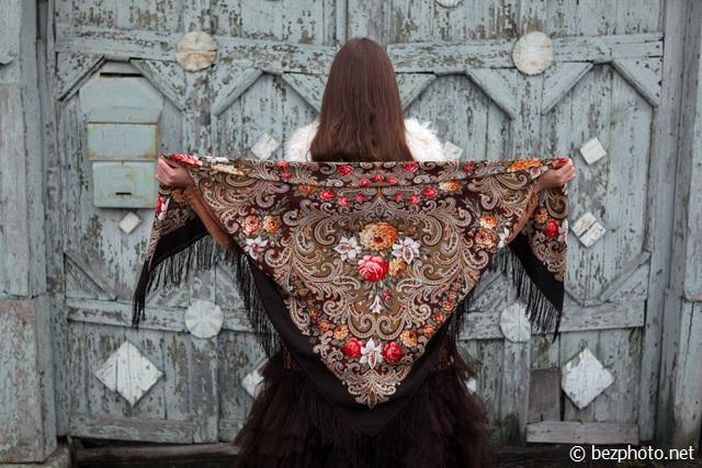павлопосадский платок тайна сердца