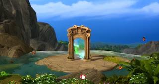 Magic Portal, Location Guide, The Sims 4, Realm of Magic