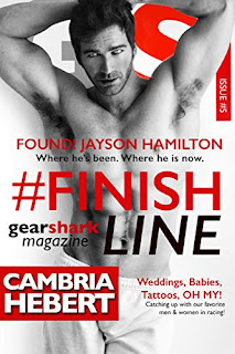 #FinishLine by Cambria Hebert PDF