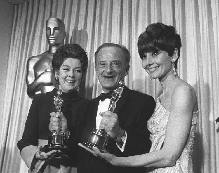 A Vintage Nerd, Old Hollywood Blog, The 1960s Oscars