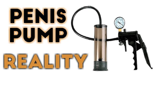 Penis Pumps are so dangerous
