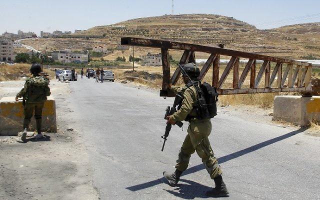 Israel anuncia fechamento de passagem para Gaza e Cisjordânia por 11 dias
