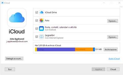 iCloud Windows