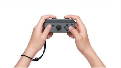 Nintendo Switch Joy Con Controller