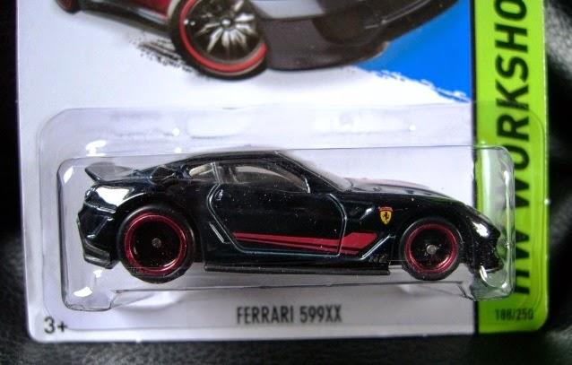 Ferrari Hotwheels