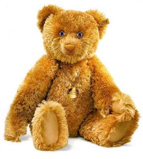 boneka beruang termahal