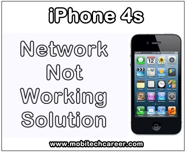 mobile, cell phone, smartphone, android, iphone, repair, how to fix, repair, solve, Apple iPhone 4s, no, weak, network, not working, faults, problems, solution, kaise kare hindi me, tips, guide, in hindi.