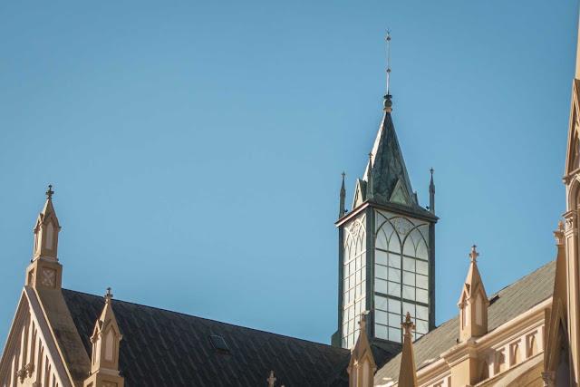 O lanternim da Catedral