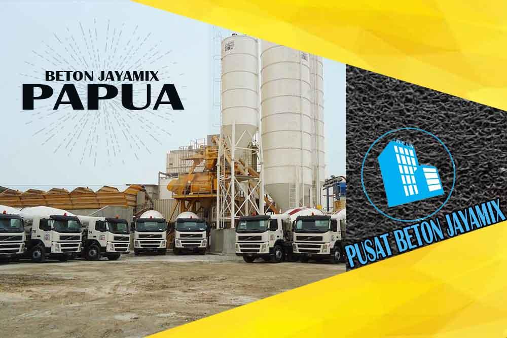 harga beton jayamix papua 2020