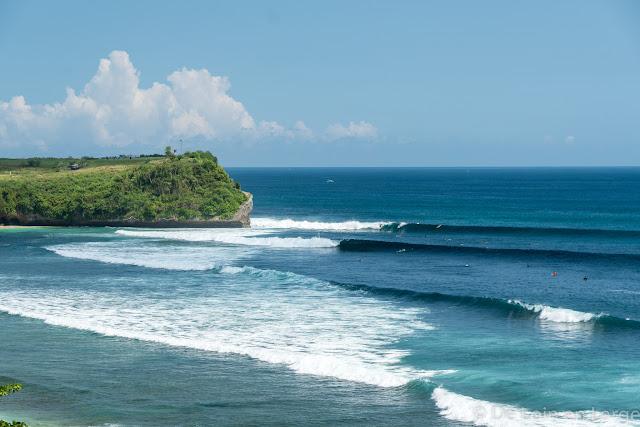 Balangan Beach - Presqu'île de Bukit - Bali