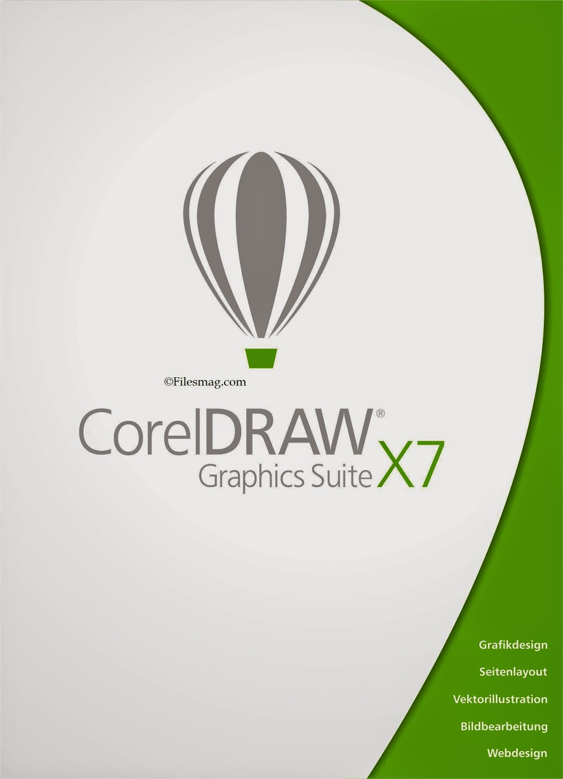 CorelDraw Graphics Suite X7 Free Download