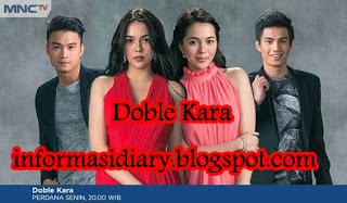 Sinopsis Doble Kara MNCTV Episode 3