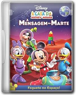 A Casa do Mickey Mouse   A Mensagem de Marte DVDRip XviD Dual Audio