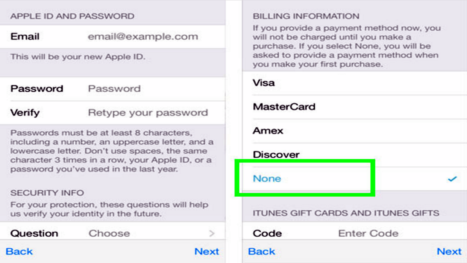 How To Create An Apple Id Even Bother Easy, In Some Conditions To Make The