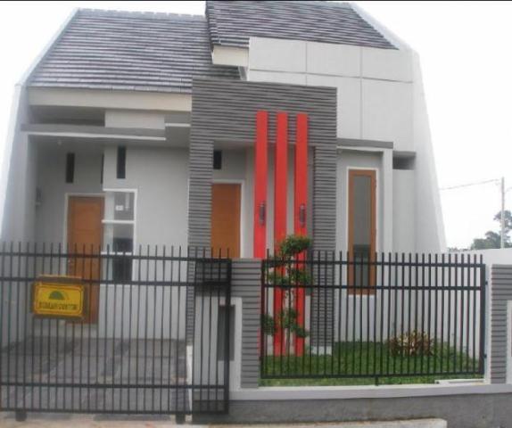Gambar Bangunan Rumah Minimalis