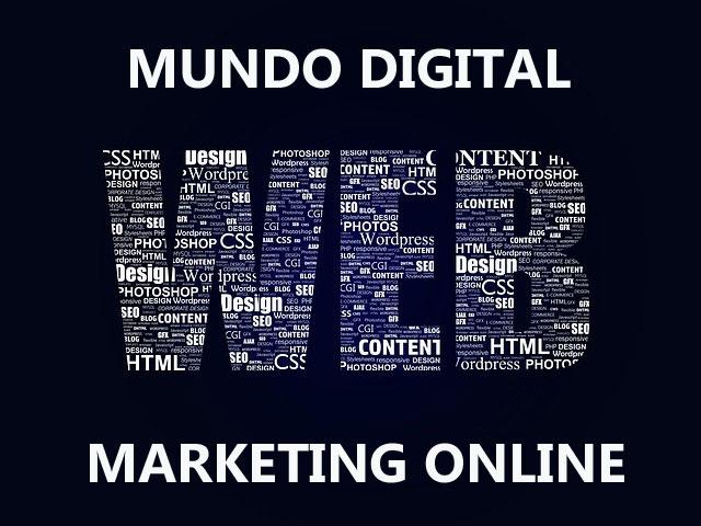 MUNDO DIGITAL MARKETING ONLINE