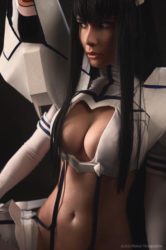 jannet vinogradova sexy cosplay