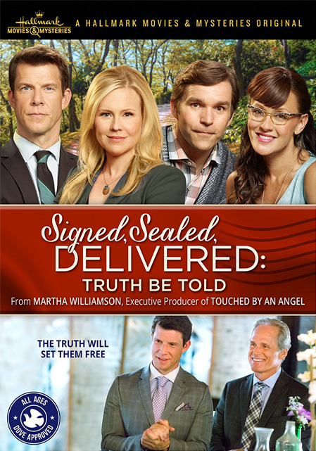 signed sealed delivered truth be told now on dvd - Christmas Day Movie Releases