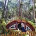 Rumah Hobbit di Seribu Batu Songgo Langit, Dlingo, Bantul
