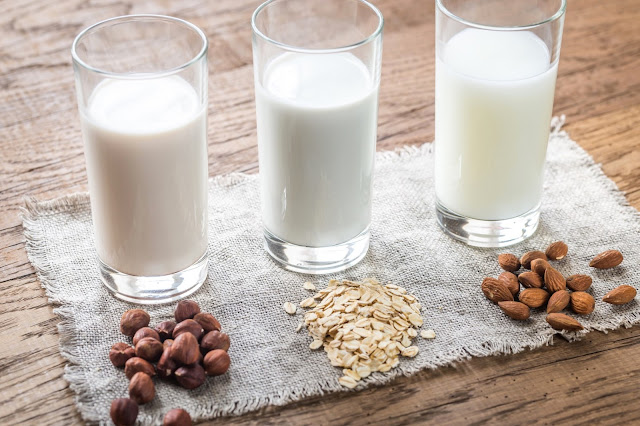 Các sản phẩm sữa trong thực đơn cho bà bầu