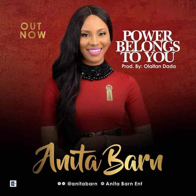 Music: Power Belongs To You – Anita Barn