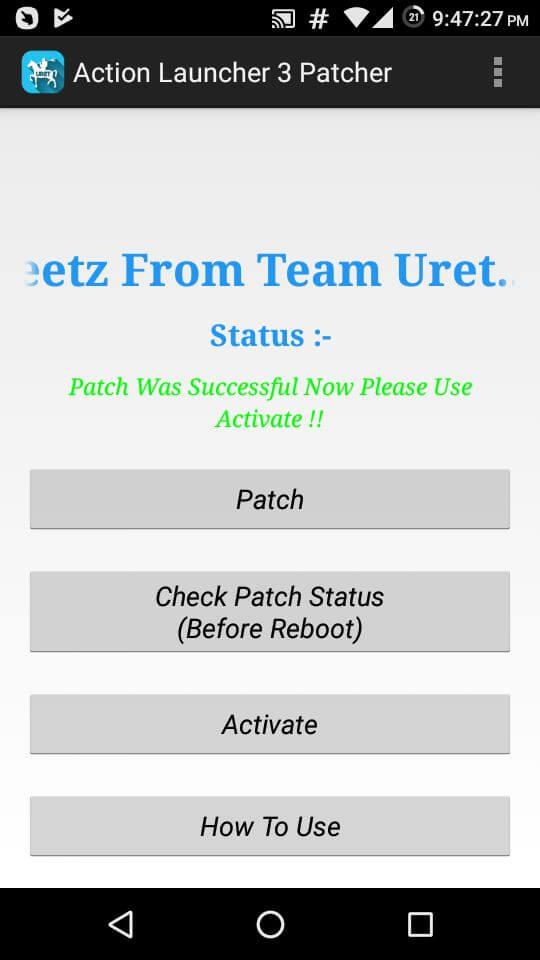 Action Launcher - Oreo + Pixel v32 0 Crack + 3 New Methods