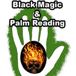 Black magic prediction through Palmistry, how to predict negative energies impact in life through palm reading, signs showing black magic impacts in life, black magic solutions through astrology and occult science.