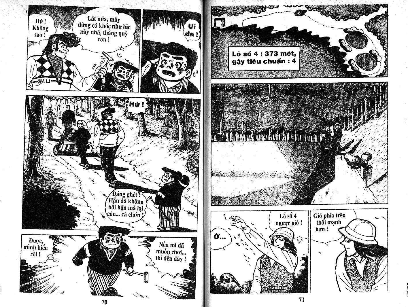 Ashita Tenki ni Naare chapter 24 trang 33