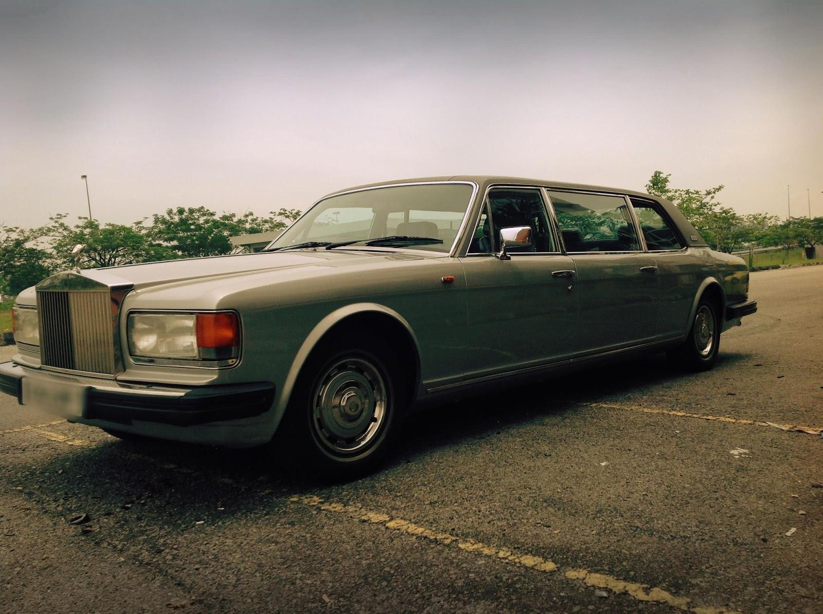 RedOrca Malaysia Wedding and Event Car Rental: Rolls Royce ...