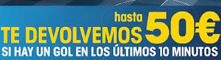 William Hill promocion Sevilla vs Leicester champions 22 febrero