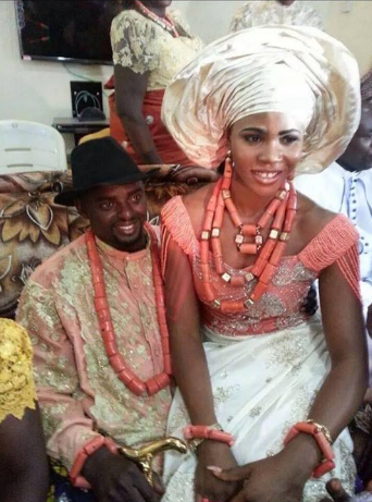 Okagbare blessing wedding