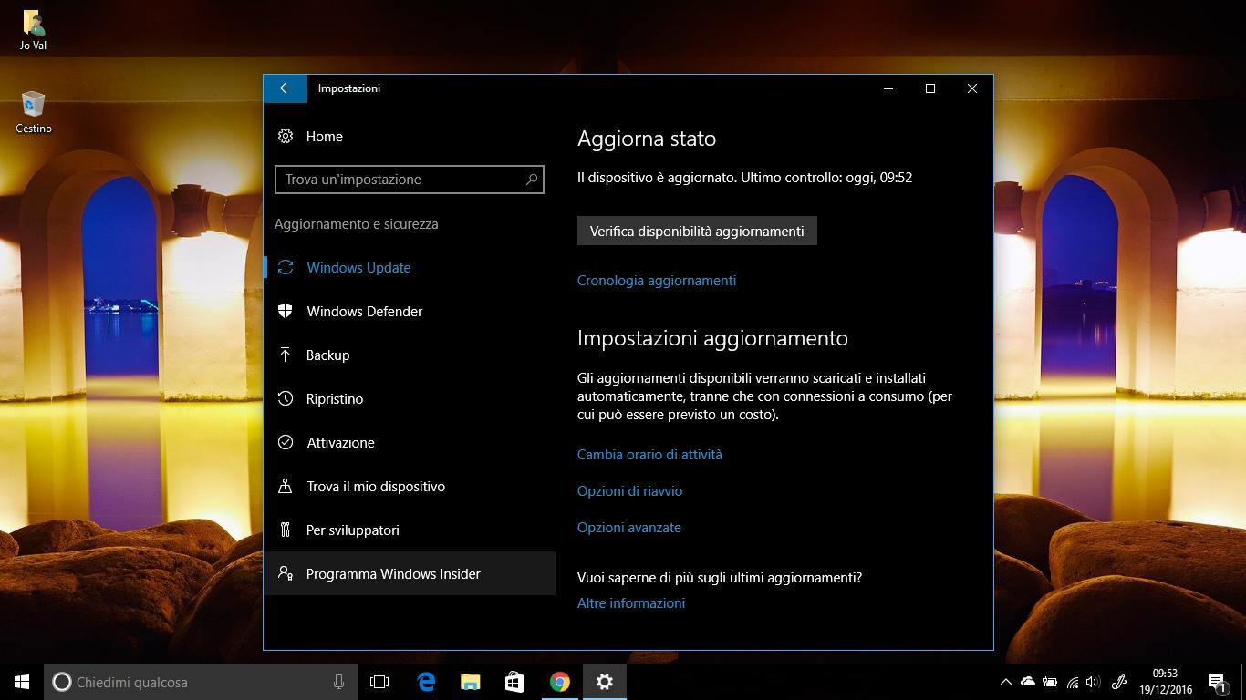 """Come rimuovere la voce """"Programma Windows Insider"""" nelle Impostazioni di Windows 10 HTNovo"""