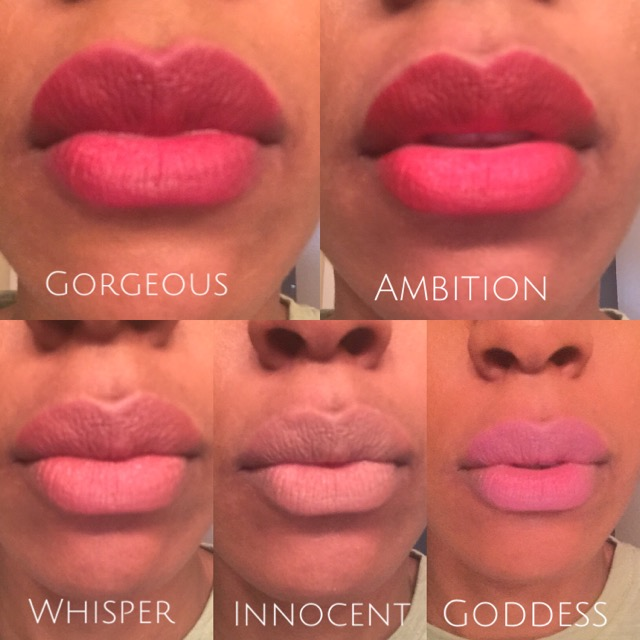 how to create matte lipstick
