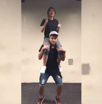 Loisa Andalio And Inigo Pascual Were Caught On Cam Doing THIS! Be The Judge!